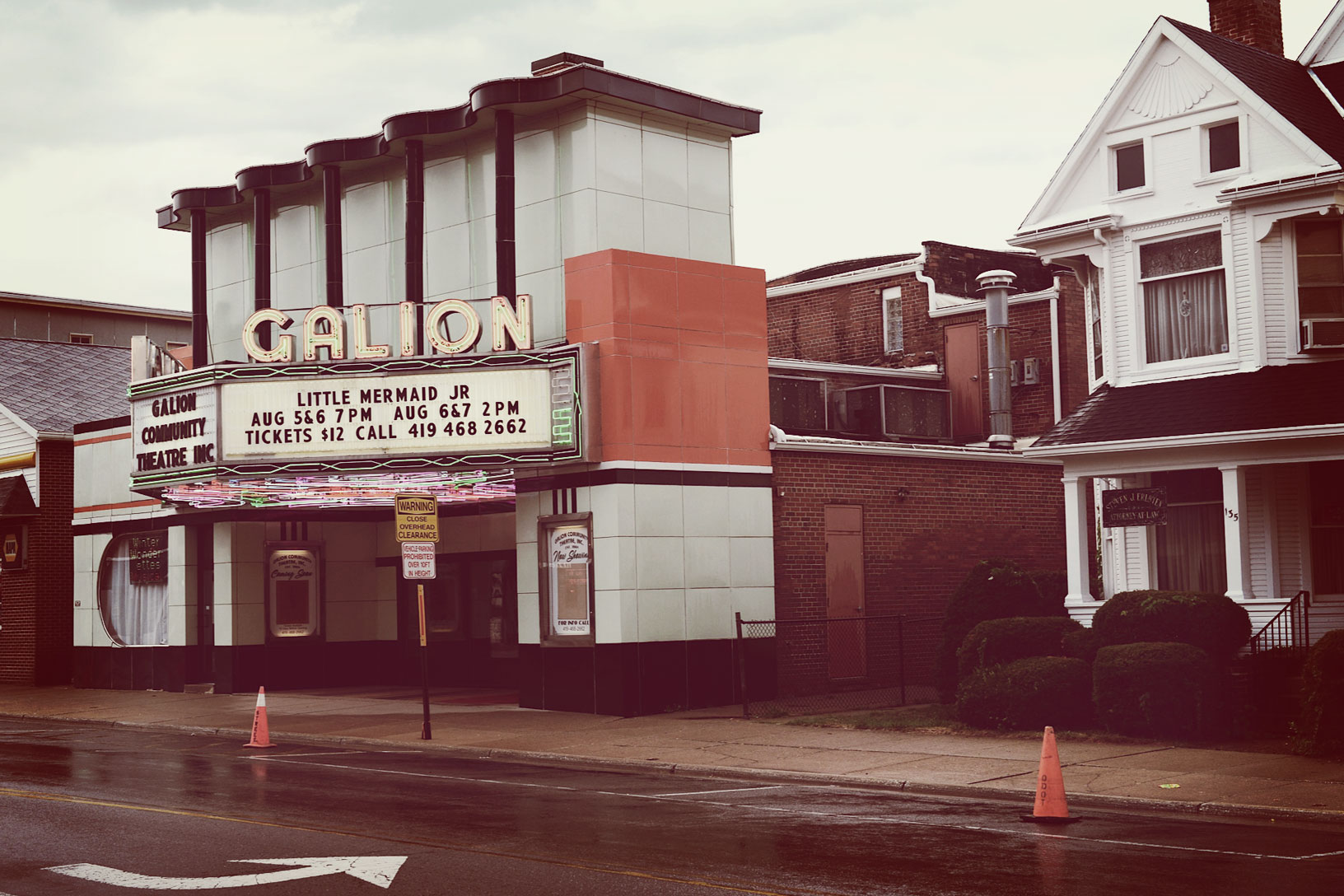 Galion, Ohio